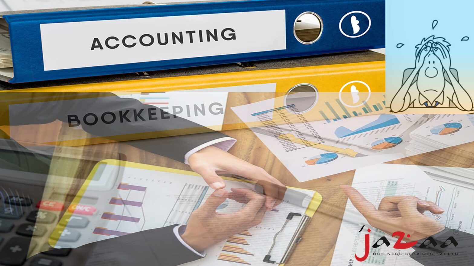 Easy and effective bookkeeping for small businesses!